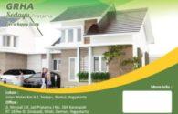 Dijual Rumah Minimalis GRAHA SEDAYU PRATAMA